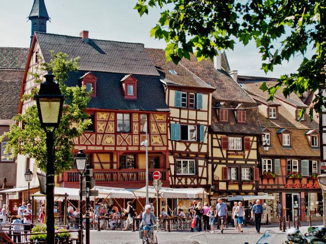 Strasbourg tourisme arts et voyages for Piscine kaysersberg
