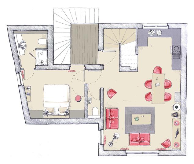 Maison  Personnes